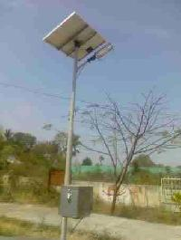 Solar CFL Street Lights