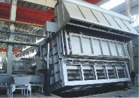 Aluminum Melting Holding Furnace