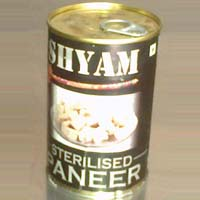 Canned Sterilised Paneer