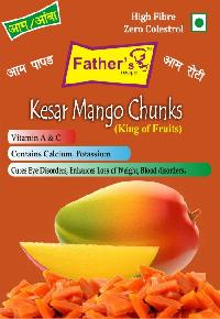 Kesar Mango Chunks