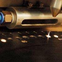 Tablet Drilling Laser System