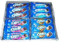 Oreo, Orion, Bibica Chocochip, Biscuit, Cookie