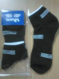 Ladies Terry Sneaker Socks