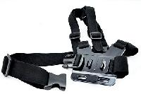 Mobilegear Adjustable Body Chest Strap Belt Mount