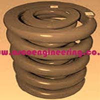 Hot Coil Compression Springs