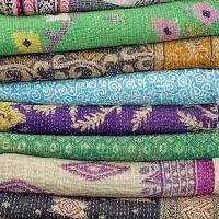 Indian Vintage Kantha Quilts