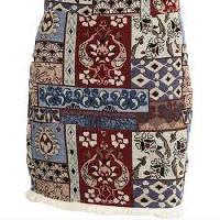 Womens Boho Fashion Beach Short Mini Skirt