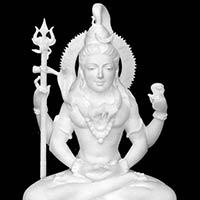 Shiva Marble Statues