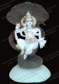 Lord Krishna On Snack