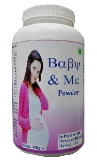 HAWAIIAN HERBAL BABY POWDER