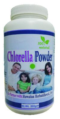 Hawaiian Herbal Chlorella Powder