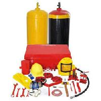 Chlorine Gas Leakage Safety Kit