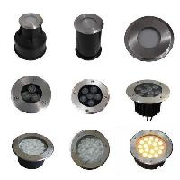 led inground lights
