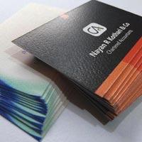 Visiting Card Designing & Printing