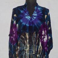Long Sleeve Rayon Blouses