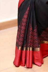 mixed cotton sarees