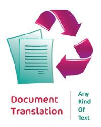 Document Translation Services