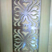 Designer Safety Door Grills In Laser Cutting