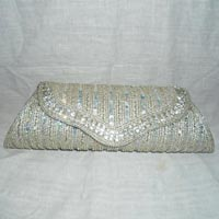 Fully Beaded Clutch Bags