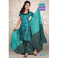Ladies Cotton Suit - Manufacturers, Suppliers & Exporters in India