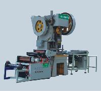 Aluminum Foil Container Production Line - (wb-63t)