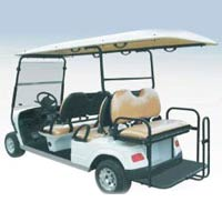 Six Seater Electric Utility Car