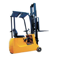 Electric Mini Forklift Truck