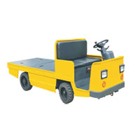 Electric Stationary Platform Truck
