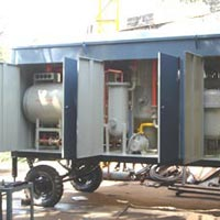 Transformer Oil Filtration Units
