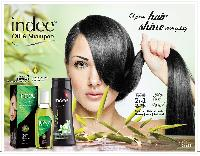 Indee Hair Oil with Base of Sesame Oil