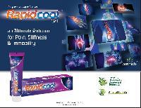 Quick Acting Herbal Pain Relief Gel