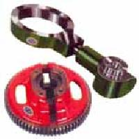 Cam Gear & Lube Oil Pump