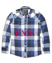 Gents Causal Check Shirts