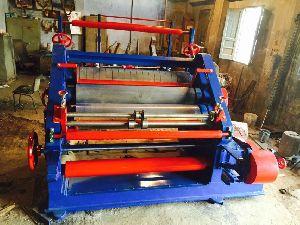 corrugated box making machines
