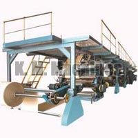 Automatic 3 & 5 Ply Paper Corrugated Board Making Plant
