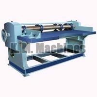 Four Bar Rotary Cutting & Creasing Machine