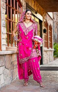 Bridal Salwar Suits