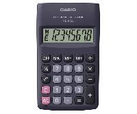 HL-815L-BK Casio Calculator