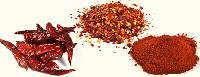 Red Chili Powder, Red Chili Flakes, Red Chili