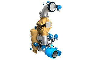 Compact Ballast Water Management System