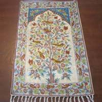 Kashmiri Handmade Chain Stitch Rugs