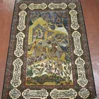 Umire Khayam Carpet-3.5x5.5