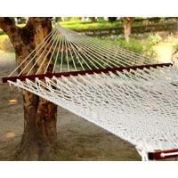 Cotton Rope Hammock