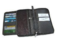Essart Passport Holder for 2 Passports (Brown)