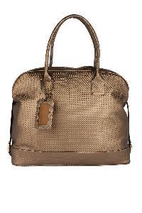 Essart PU Leather Women Shoulder Bag-71185-Golden