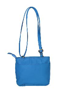 Essart PU Leather Women Sling Bag-71181-Blue