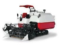 Rice Combine Harvester