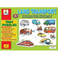 Land Transport Puzzles