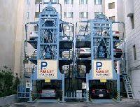 Vertical Parking System