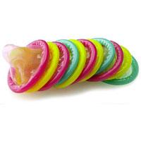 Male Latex Condoms, Female Latex Condoms